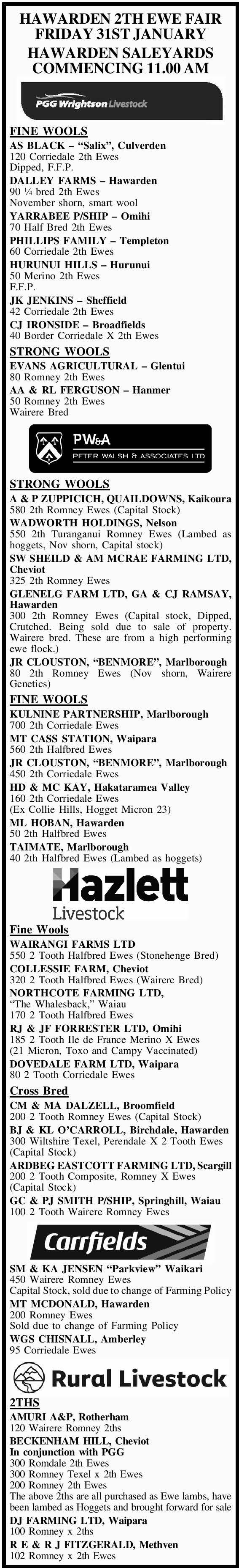 2 What's On Hazlett New zealand